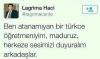 atanamıyan ve madur olan türkçe öğretmeni