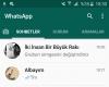 sözlük yazarlarının whatsapp grupları