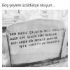 ölümün en iyi tanımı