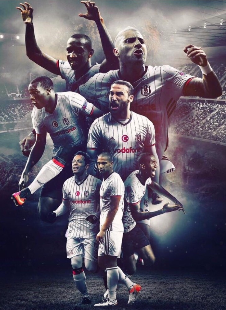 20 nisan 2017 beşiktaş olympique lyonnais maçı
