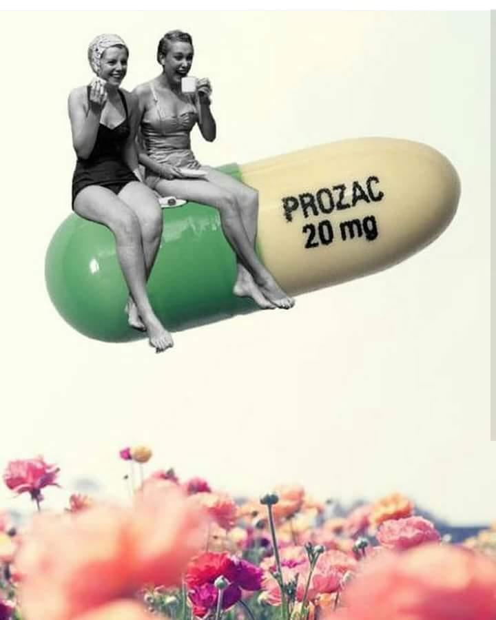antidepresan kullanan yazarlar