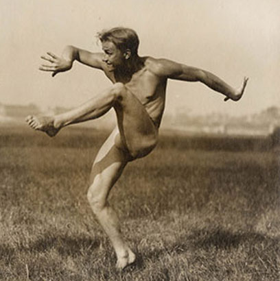 Танцующие Обнаженные Мужчины