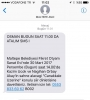 maltepe belediyesinin osman sms i