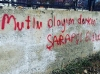 günün duvar yazısı
