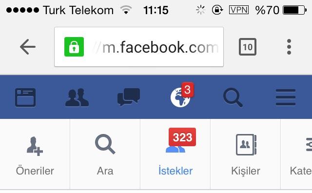 facebook arkadaslik istekleri 999 ile ilgili görsel sonucu