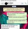 whatsapp diyalogları