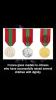 fransada çocuk yapanlara madalya verilmesi