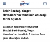 yozgat havaalanı