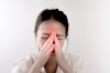 sinüzit ağrısı