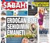 23 mayıs 2018 sabah gazetesi manşeti