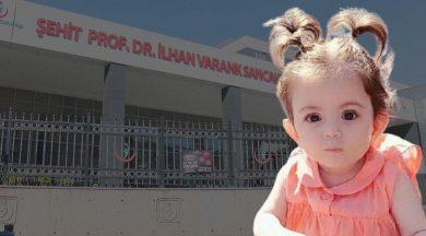 darp edilerek öldürülen 1 yaşındaki suriyeli bebek