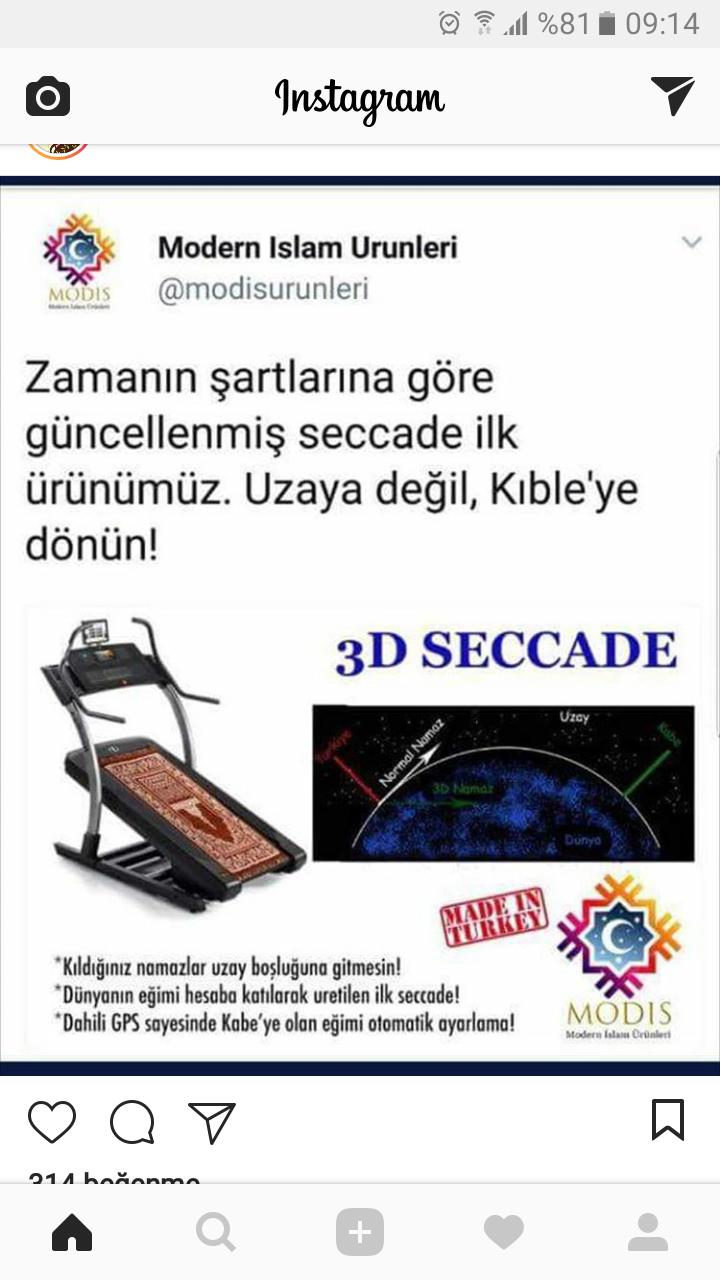3d seccade