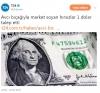1 dolar için market soymak