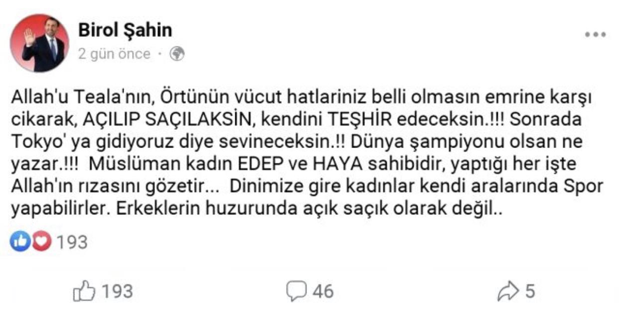 mhp li belediye başkanının voleybol yorumu