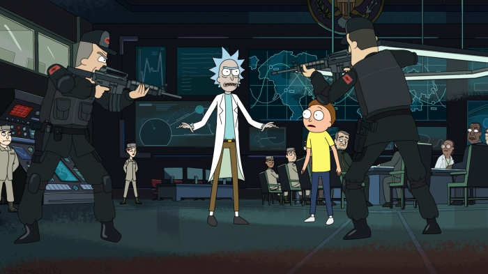 rick and morty resim 2