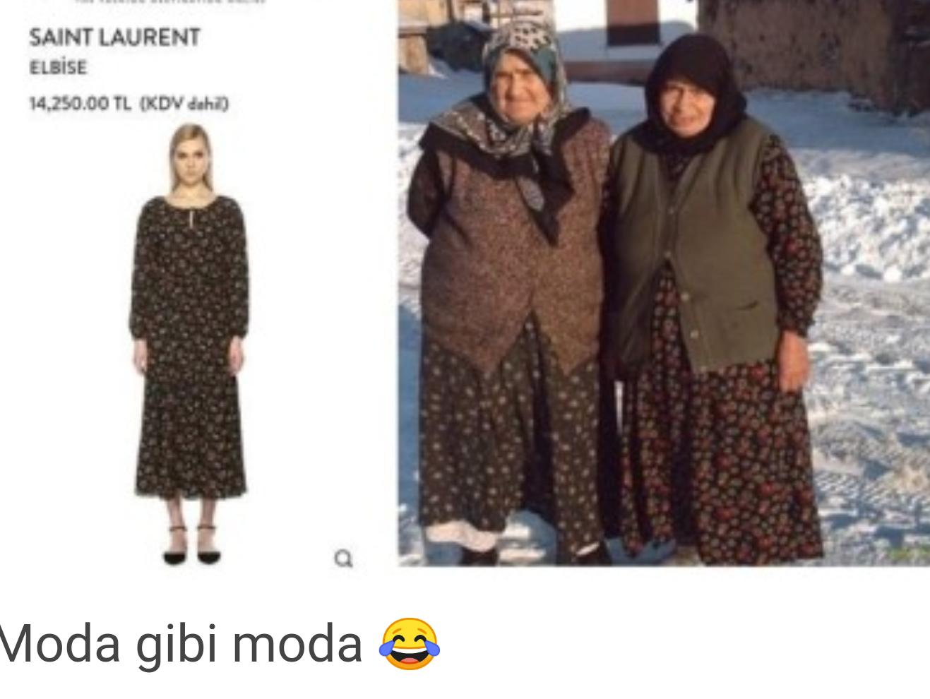 moda olan iğrenç şeyler