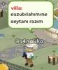 erdoğan ın garip yansıması