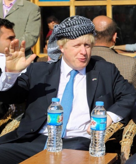 boris johnson resim 1