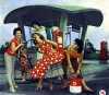 petrol ofisinin 1960 yılındaki ilginç reklamı