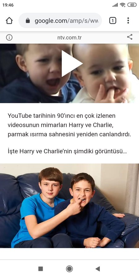 harry ve charlie