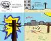 kaçak elektrik kullanan puştlar