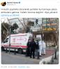 öksürerek polisten kaçmaya çalışan hırsız