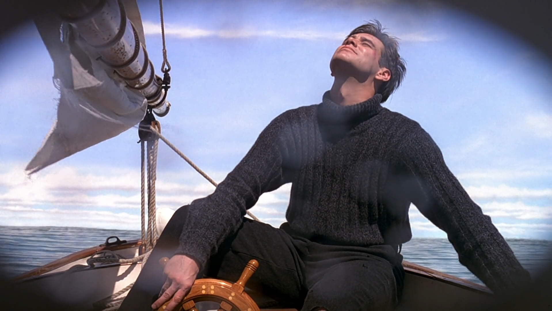 essays on truman show The truman show is a movie about a man who is held captive inside a world that revolves around him truman burbank, the main character has been raised on a huge tv soundstage filled with hidden cameras and actors who pretend to be his friends and family.