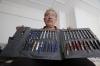 19 bin adet kalem koleksiyonu yapan yaşlı amca