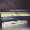 sözlük yazarlarının kitap tavsiyeleri
