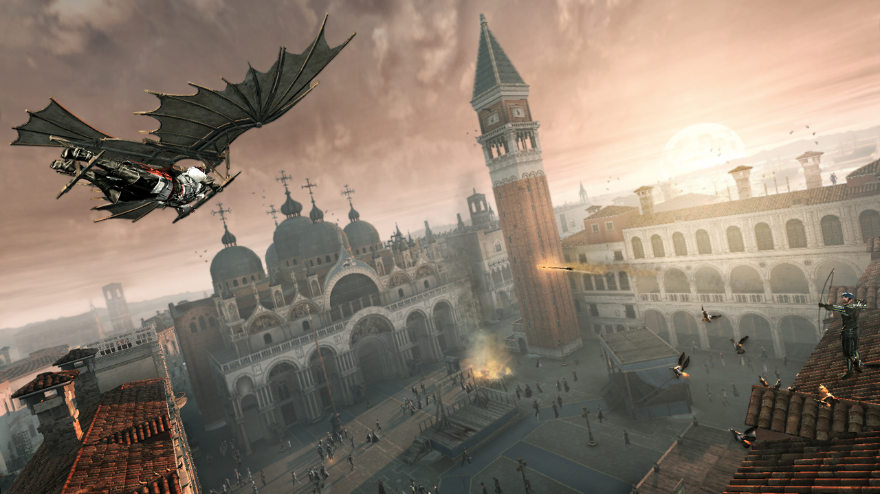 assassins creed level 2 - 1280×719