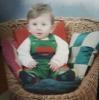 aleyna tilki nin çocukluk fotoğrafı