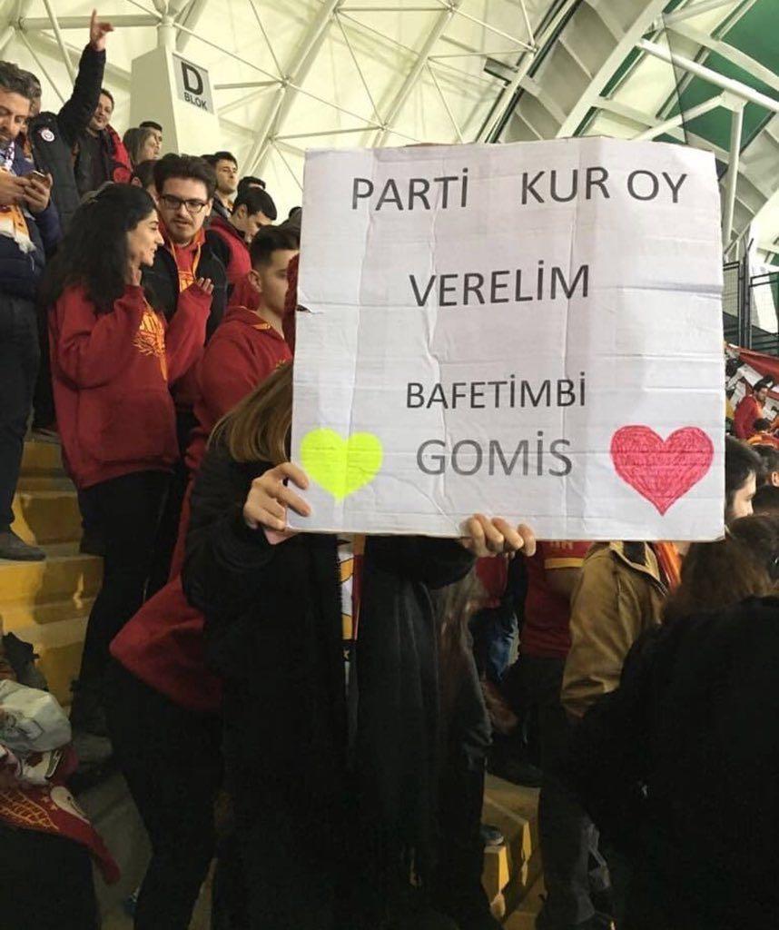 bafetimbi gomis partisi