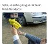 selfie çubuğu