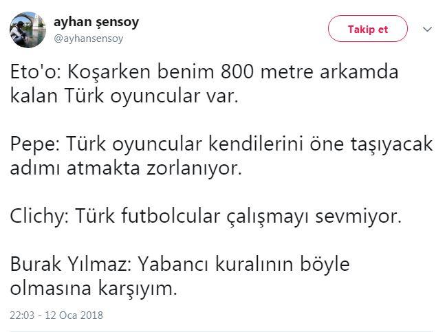 türk futbolcusu
