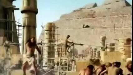 piramitlerin 1800lerde inşa edildiği gerçeği