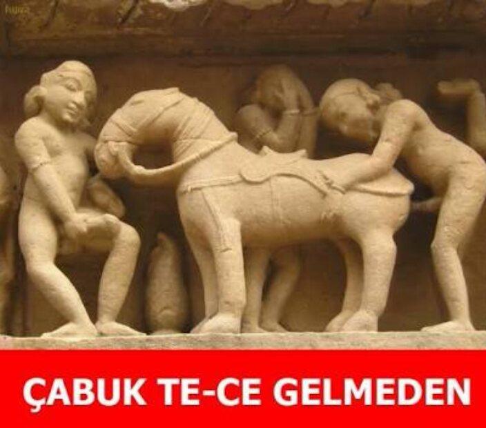türklerin yarrağa tapması