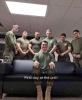 askerlikte ilk gün