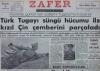 kore ye giden türk askerleri