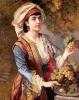 sonbahar ve oryantalist kadınlar