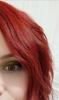 saçını sevişirim evlenmem kızılına boyayan kız