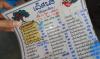 tayland da lokantada ne yiyeceğine karar verememek