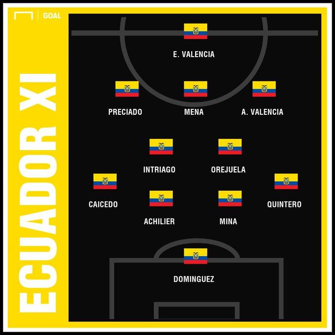 17 haziran 2019 uruguay ekvador maçı