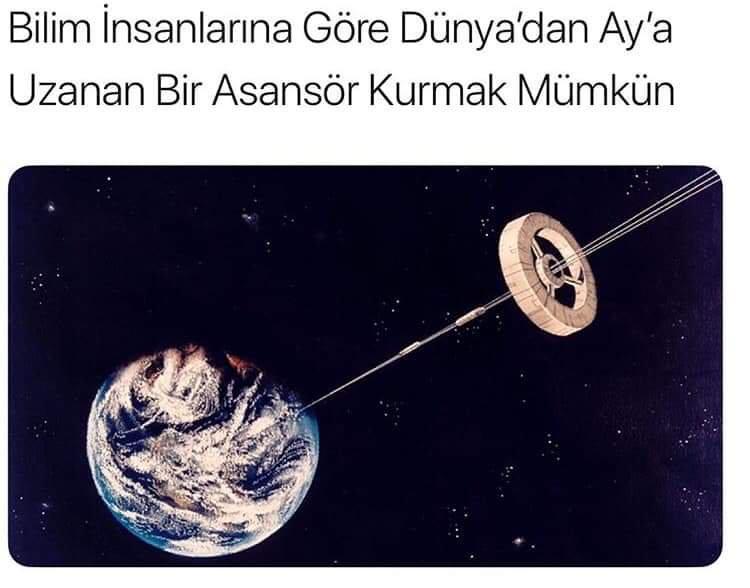 uzay masalı