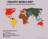 dünya trajedi haritası