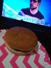 müge anlı izleyerek hamburger yemek