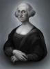 george washington ın kadına benzemesi