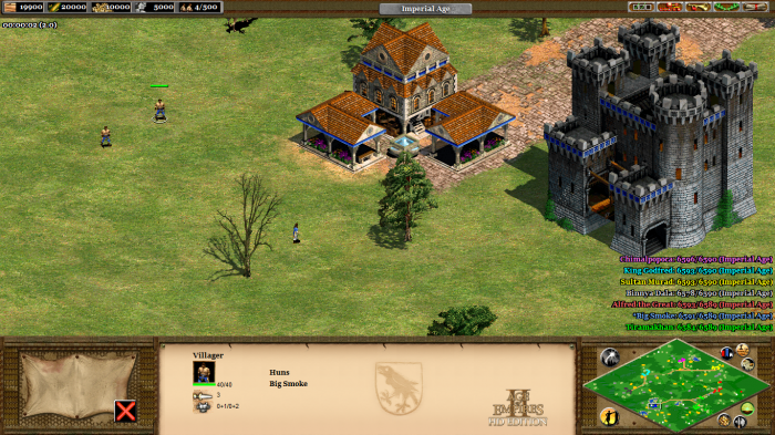 age of empires 2 hd resim 3