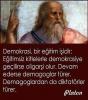 cahillerin oyuyla demokrasi olmaz