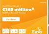 180 milyon euro ikramiyeli çekiliş