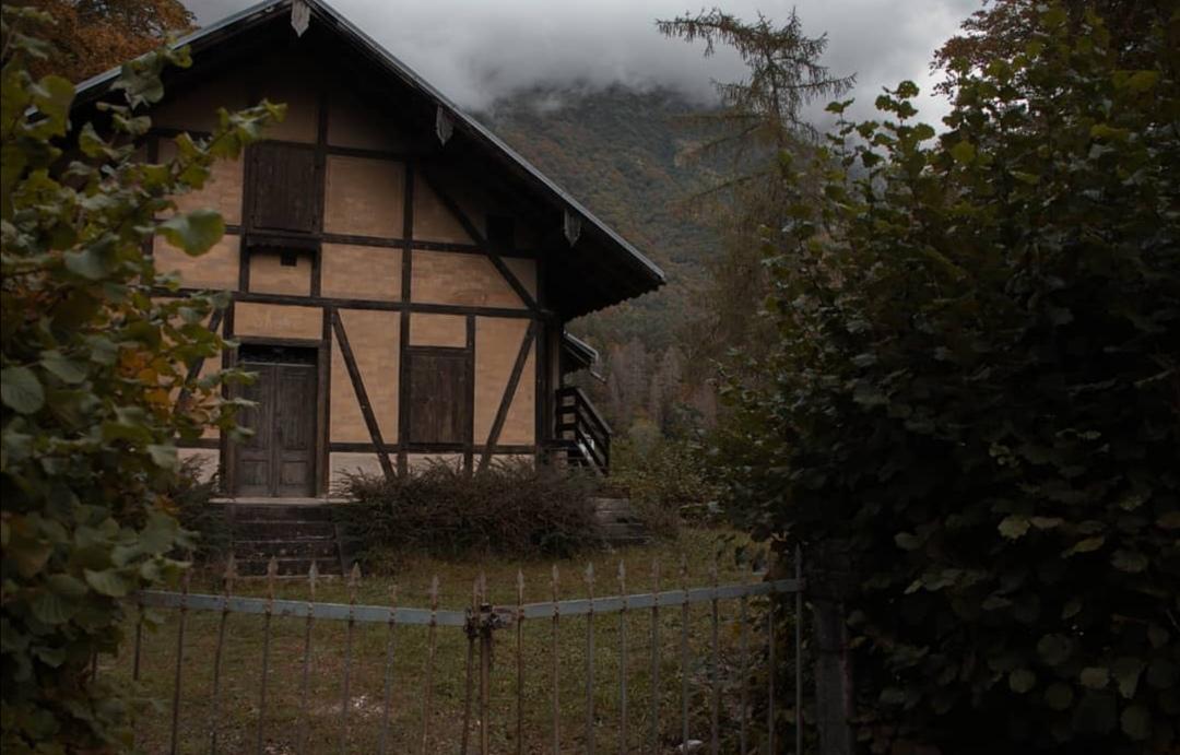 ormandaki esrarengiz kulübe